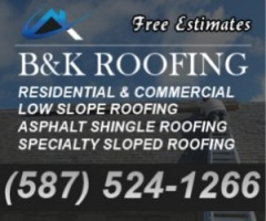 B & K Roofing