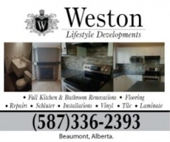 Weston Lifestyle Developments