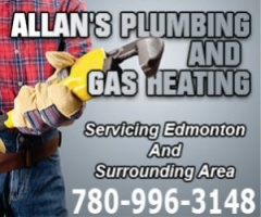 ALLAN'S PLUMBING & GAS HEATING