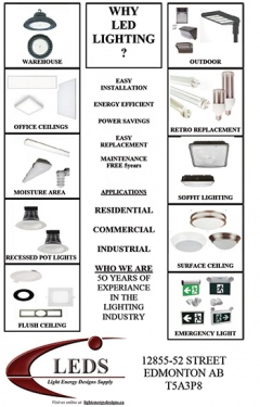 LEDS (Light Energy Designs Supply)