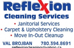 Reflexion Cleaning Services