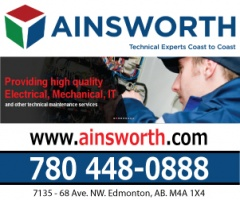 Ainsworth Inc