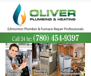 Oliver Plumbing and heating.