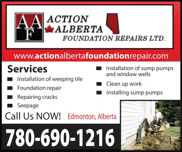 Action alberta foundation repairs