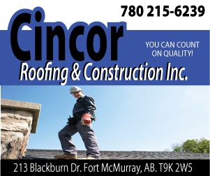 Cincor roofing and construction